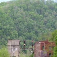 Coal Mining Ghost Town