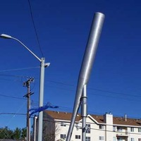 Aluminum Bat - Biggest in Canada