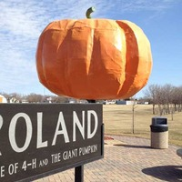 World's Largest Pumpkin