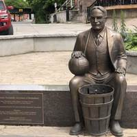 Statue of the Inventor of Basketball