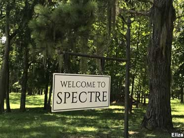 Welcome to Spectre.