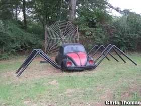 VW spider car.