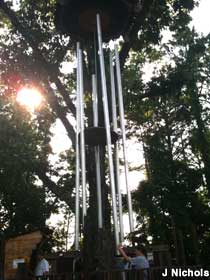 Largest Wind Chimes.