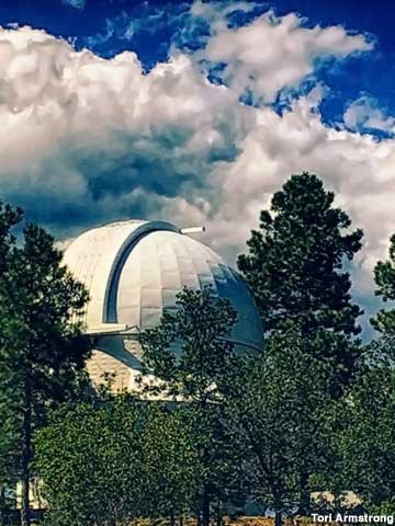 Lowell Observatory.