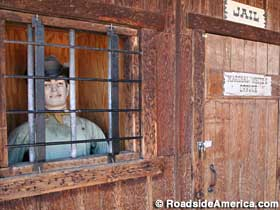 Jail at the O.K. Corral.