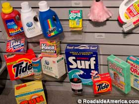 Just a few of the products that contain borax.