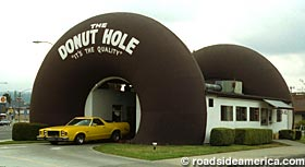 You can drive through The Donut Hole in La Puente.