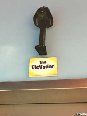 The EleVader.