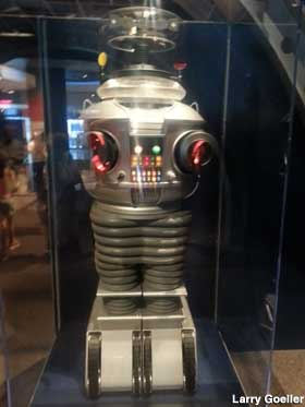 Robot from Lost in Space.
