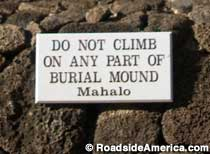 Burial Mound at the Zoo