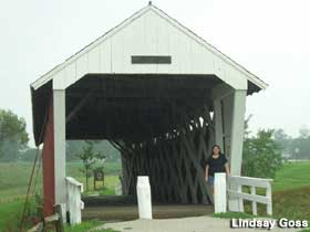 Covered Bridges of Madison County.