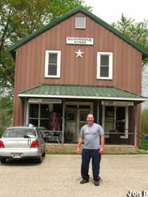 Moonshine General Store.