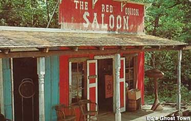 Red Onion Saloon.