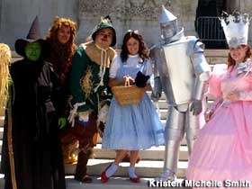 Dorothy from the wizard of oz parody - 2 part 6