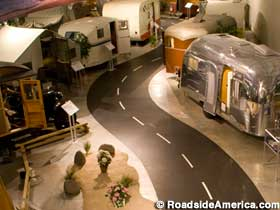 The RV Museum.