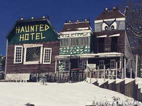 The Haunted Hotel.