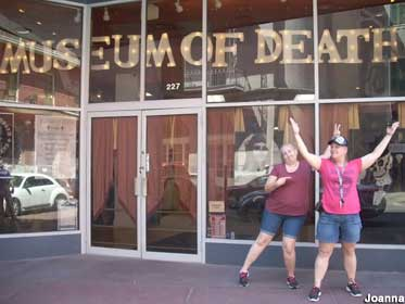 Museum of Death.