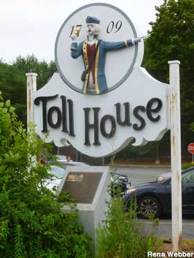 Toll House Cookie marker.