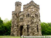 Bancroft Tower - Castle-Lite