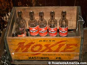 Crate of Moxie.