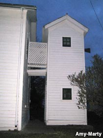 2-story Outhouse.