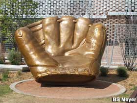 Golden Glove.