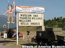 Miracle of America Museum.