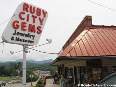 Ruby City Museum.