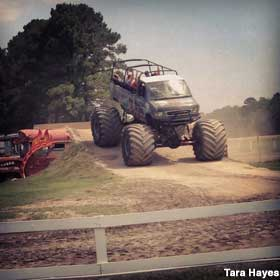 Monster Truck ride.