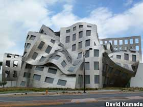 Twisted Building.