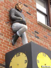 Greaser on a Clock.