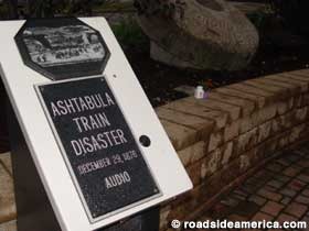Audio station about Train Disaster.