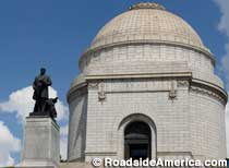 Tomb of President McKinley