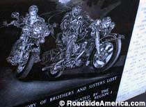 Fallen Motorcyclist Memorial