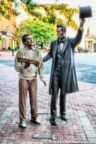 Perry and Abe.