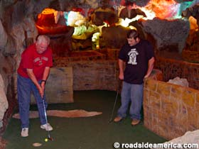 Mini Of Mt Laurel >> Laurel Caverns - Cave Mini Golf, Hopwood, Pennsylvania