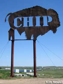 CHIP sign.