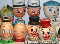 Museum of Salt and Pepper Shakers