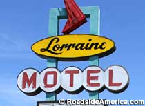 Lorraine Motel: National Civil Rights Museum
