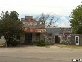 Shooting location for Texas Chainsaw Massacre 2003 film.