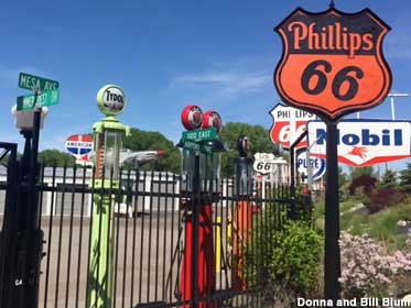 Service Station Near Me >> Provo, UT - Vintage Gas Station Signs