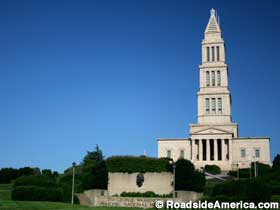 George Washington Masonic National Memorial.