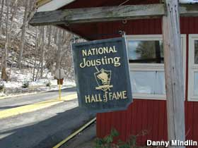 Jousting Hall of Fame.