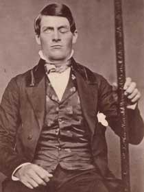 Photo of Phineas Gage