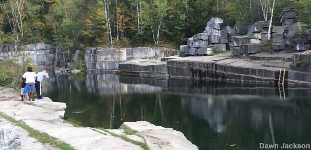 First Marble Quarry.