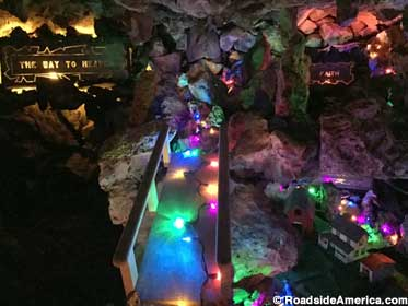 Rudolph Grotto and Wonder Cave.