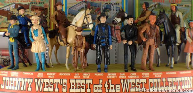 Johnny West Best of the West Collection.