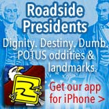 Roadside Presidents iPhone app