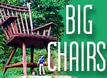 World's Largest Chair: The Battle Rages